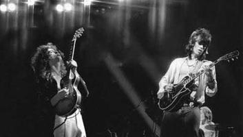Jimmy Page-dzsel közös, kiadatlan dal is hallható a Rolling Stones őszre ígért kiadványában - illusztráció