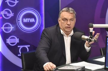 Orbán: A koronavírus behurcolása ellen kell védekezni - A cikkhez tartozó kép