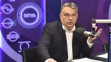 Orbán: A koronavírus behurcolása ellen kell védekezni - illusztráció