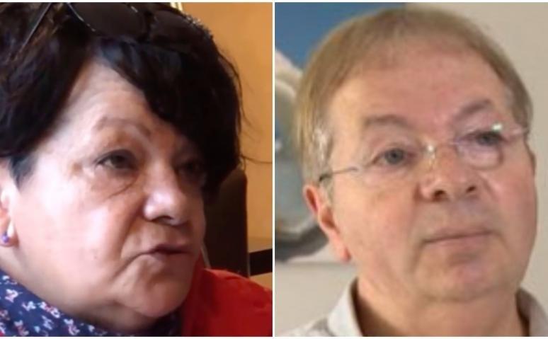 Németh Athina és Németh Károly. Nem csak 15 perc hírnév jutott nekik