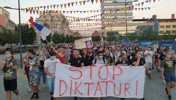 A nagybecskerekiek is csatlakoztak a tiltakozáshoz - illusztráció