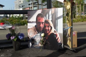 Meghalt a francia buszsofőr, akit azért vertek agyon, mert szájmaszk viselésére kért három utast - A cikkhez tartozó kép