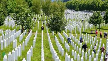 25 éve történt a srebrenicai mészárlás - A cikkhez tartozó kép