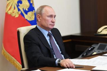 Putyin: Moszkva és Kijev viszonya nem a Krím elcsatolása miatt romlott meg - A cikkhez tartozó kép