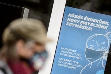 Öttel emelkedett a fertőzöttek száma Magyarországon - A cikkhez tartozó kép