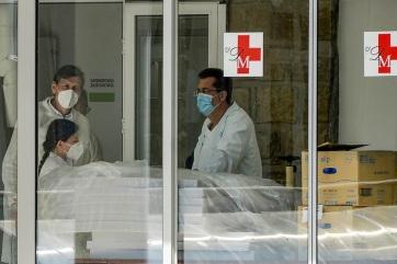 Vasárnapi covid-helyzetkép: 11 személy meghalt, 287 új fertőzött Szerbiában - A cikkhez tartozó kép