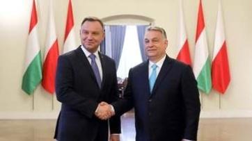 Orbán Viktor: Andrzej Duda győzelme kritikus fontosságú - A cikkhez tartozó kép