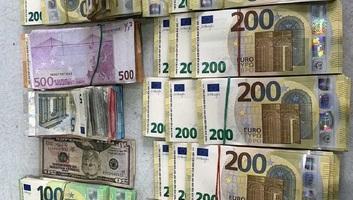Horgos: 170 ezer eurós talizmán a mellényben - illusztráció