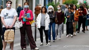 Franciaországban augusztus 1-jétől kötelező a maszkviselés a zárt helyeken - illusztráció