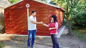 Ada: Új raktárhelyiséget kapott a Vöröskereszt - illusztráció