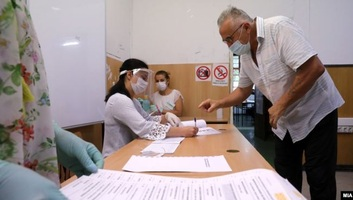 Bezártak a szavazóhelyiségek Észak-Macedóniában, magas volt a részvétel - illusztráció
