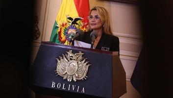 Majdnem a teljes bolíviai kormány koronavírusos - illusztráció