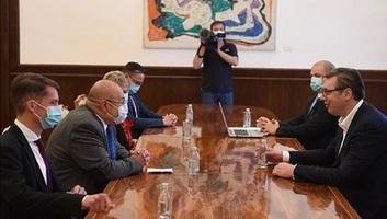 A VMSZ-nek várhatóan ismét lesznek államtitkárai a szerb kormányban - illusztráció