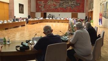 A válságstáb új intézkedéseket hozott, amelyek péntektől lépnek életbe Szerbia egész területén - illusztráció