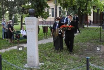 Kishegyes: Idén a Guyon-szobornál emlékeztek az utolsó  délvidéki nyertes csatára - A cikkhez tartozó kép