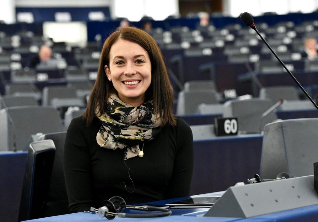 Cseh Katalin az Európai Parlamentben. Nagy mozgástér, csekély tapasztalat, megbűvölt személyiség