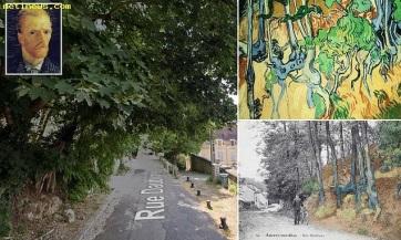 Képeslap alapján találták meg, hol festhette Van Gogh utolsónak tartott festményét - A cikkhez tartozó kép