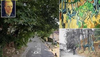 Képeslap alapján találták meg, hol festhette Van Gogh utolsónak tartott festményét - illusztráció