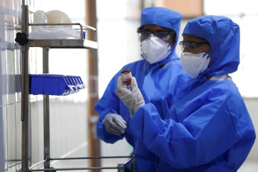 A fertőzöttek száma 17,3 millió, a halálos áldozatoké 673 ezer a világon - A cikkhez tartozó kép