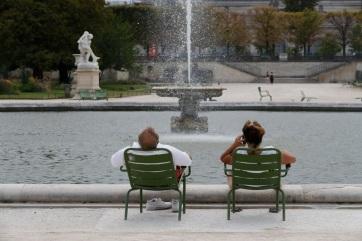 41 fokos hőség Franciaországban - A cikkhez tartozó kép