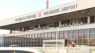A belgrádi repülőtéren hozta világra kisbabáját - A cikkhez tartozó kép