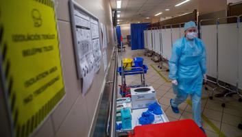 Kilenccel nőtt a fertőzöttek száma Magyarországon, nincs újabb elhunyt - illusztráció