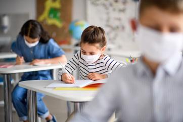Az új tanévben kötelező lesz a maszkviselés a szerbiai iskolákban - A cikkhez tartozó kép