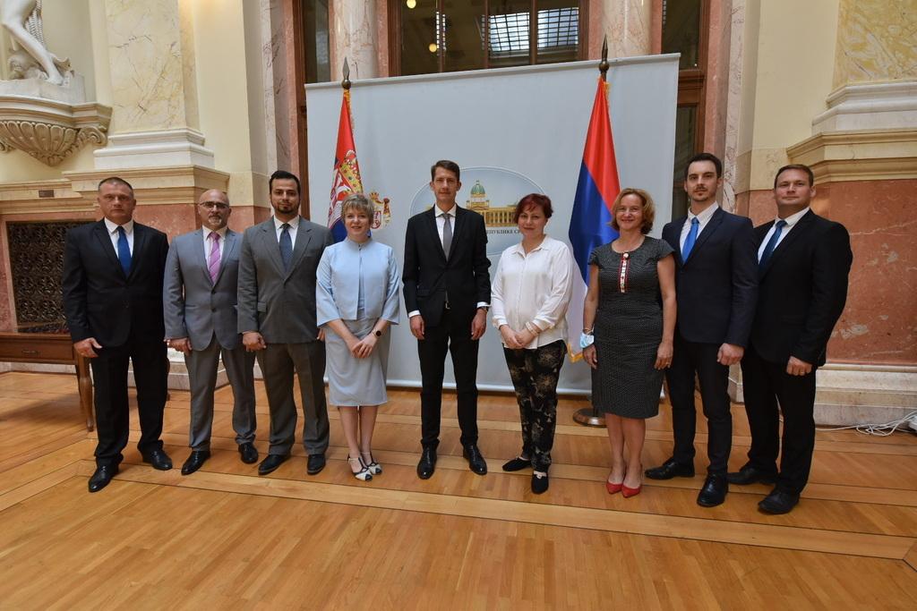 A VMSZ frakciója