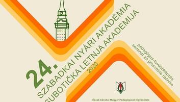 Hétfőn kezdődik a Szabadkai Nyári Akadémia - illusztráció