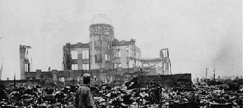 75 éve dobták le az első atombombát - illusztráció