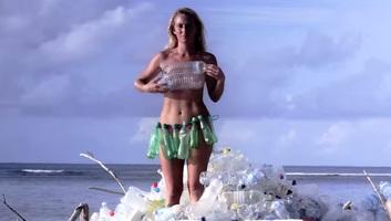 A Maldív-szigeteknél az egyik lesúlyosabb a mikroműanyag-szennyezettség a világon - illusztráció