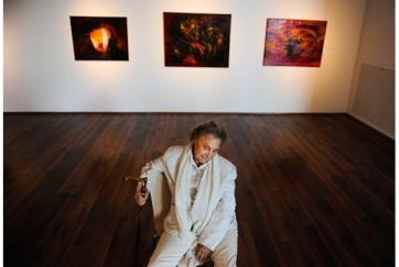 Elhunyt Reigl Judit festőművész - A cikkhez tartozó kép