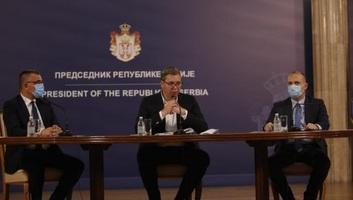 Vučić: Vannak problémáink, de jobban kerülünk ki ebből az egészből, mint mások - illusztráció