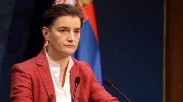 Brnabić: Az intézkedések eredményesek - A cikkhez tartozó kép