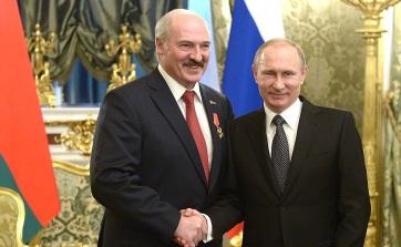 Fehérorosz elnökválasztás: Putyin gratulált Lukasenkának a győzelemhez - A cikkhez tartozó kép