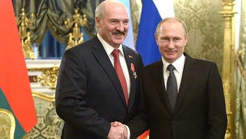 Fehérorosz elnökválasztás: Putyin gratulált Lukasenkának a győzelemhez - illusztráció