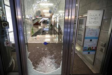 Lövöldözés, fosztogatás Chicagóban, több mint száz embert tartóztattak le - A cikkhez tartozó kép