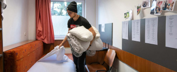Szigorú feltételekkel költözhetnek csak be szobáikba Magyarországon a kollégisták - A cikkhez tartozó kép