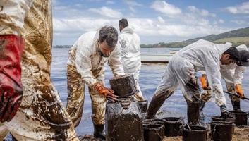 Óriási természeti katasztrófát okozhat a Mauritiuson kiömlött olaj - illusztráció