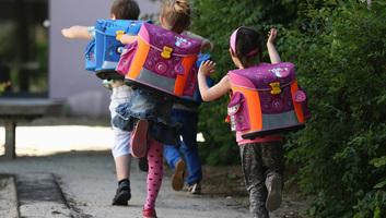 Emmi: Magyarországon szeptember 1-jén hagyományosan indulhat az iskola - illusztráció