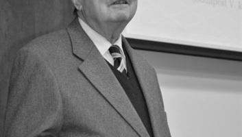 Elhunyt Nyomárkay István nyelvész, a magyar szlavisztika jeles képviselője - illusztráció