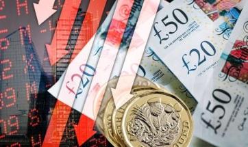 Soha nem látott mértékben csökkent a brit GDP a második negyedévben - A cikkhez tartozó kép