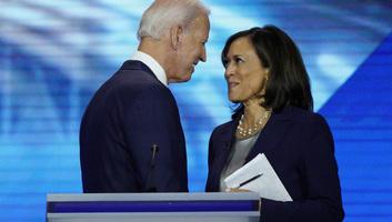 """Miért éppen Kamala Harris: Biden szerint azért, mert """"már az első napon képes a vezető szerepre"""" - illusztráció"""