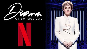 A Diana-musicalt a Broadway előtt mutatja be a Netflix - illusztráció
