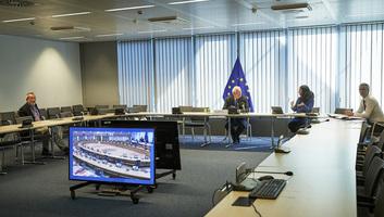 Borrell: Szankciók előkészítésében állapodtak meg az uniós külügyminiszterek - illusztráció