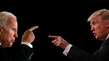 Fox televízió: Biden országosan is tartja előnyét Trumppal szemben - illusztráció