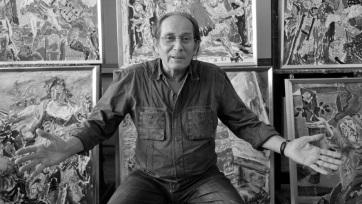 Meghalt Sváby Lajos festőművész - A cikkhez tartozó kép
