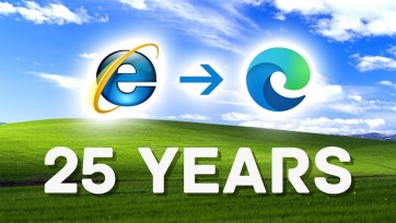 Az Internet Explorer 25 éve jelent meg - A cikkhez tartozó kép