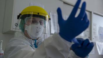 Negyvennel nőtt a fertőzöttek száma Magyarországon - illusztráció