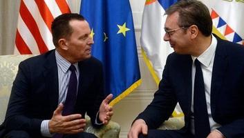 Grenell bejelentette: Szeptember 2-án a Fehér Házban találkoznak Belgrád és Pristina képviselői - illusztráció
